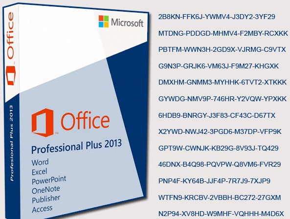 Microsoft Office 2013 Crack Free Download